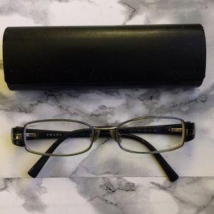 Prada glasses frame